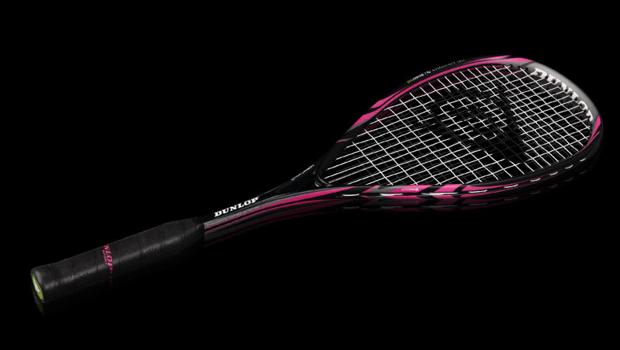 raqueta de squash dunlop-squash-biomimetic-evolution-120