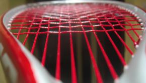 cordaje de squash ashaway powernick 18