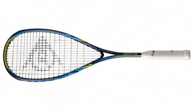 raqueta dunlop squash biomimetic evolution 130