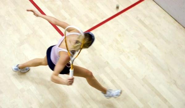 como entrenar squash