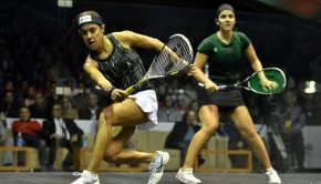 nicol david vs Omneya Abdel Kawy