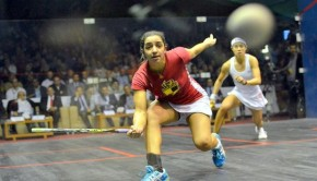 Raneem El Welily vs Nicol David