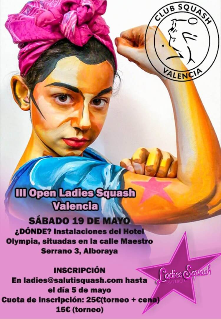 CARTEL-ladies-squash-valencia-2018